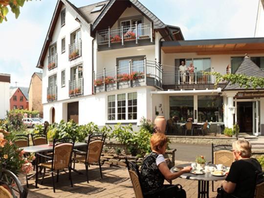Landidyll Hotel Weinhaus Halfenstube - 6 Nächte