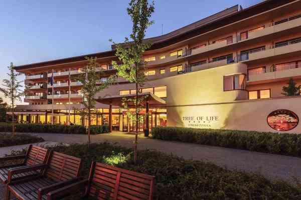 Spa Resort Tree of Life - 4 Nächte