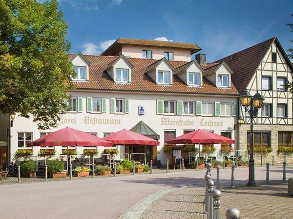 Flair Hotel Weinstube Lochner - 4 Nächte