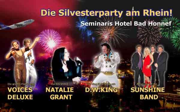Seminaris Hotel Bad Honnef inkl. 2 Übernachtungen