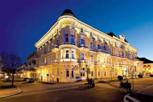 Kurhaus Savoy - 7 Nächte