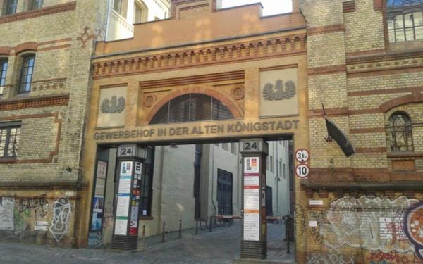 KulturKantine Berlin Mitte