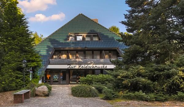 Hotel zur Heidschnucke - 3 Nächte