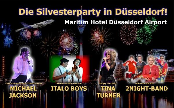 Maritim Hotel Düsseldorf Airport - inkl. 3 Übernachtungen - 2019