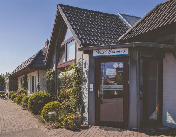 Garni Hotel Nordstrand-Nordsee - 5 Nächte