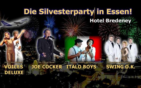 Hotel Bredeney Essen inkl. Übernachtung