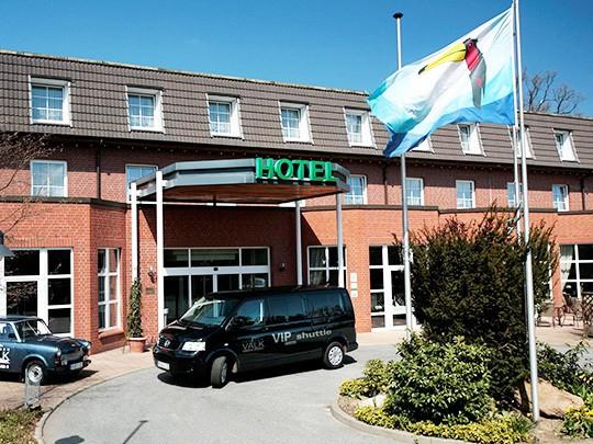 Van der Valk Landhotel - 4 Nächte