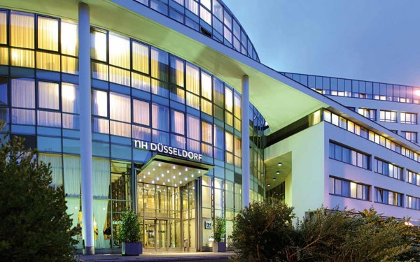Hotel NH Düsseldorf City - Silvester-Schifffahrt - 3 Nächte