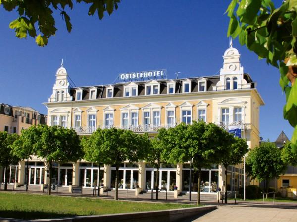 SEETELHOTEL Ostseehotel Ahlbeck & Villen - 5 Nächte