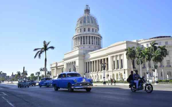 Singlereise nach Kuba