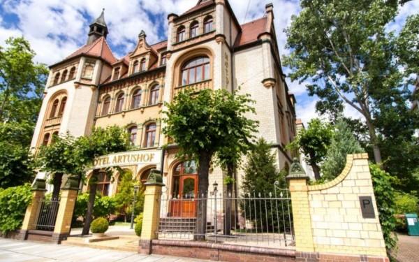 Hotel Artushof - Singlereise nach Dresden