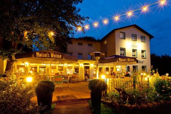 Hotel & Restaurant Am Bodden - 3 Nächte