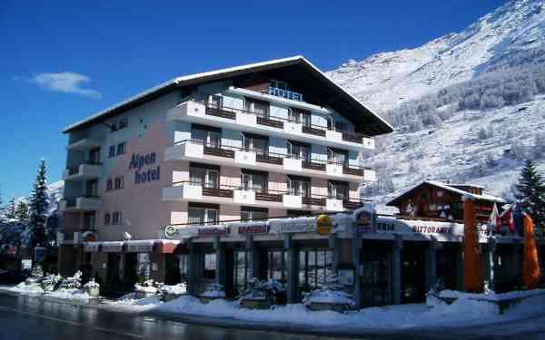 Alpenhotel Täsch - Singlereise in die Schweiz