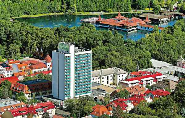 Hunguest Hotel Panoráma - 21 Nächte