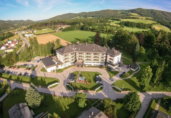 Seminar-Park-Hotel Hirschwang - 3 Nächte