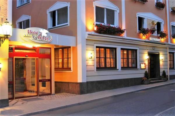 Hotel-Restaurant Adler - 4 Nächte