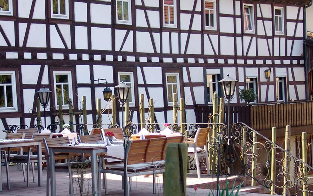 Silvesterarrangement Regensburg