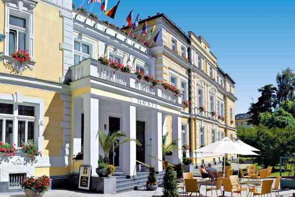 Monti Spa Hotel - 7 Nächte