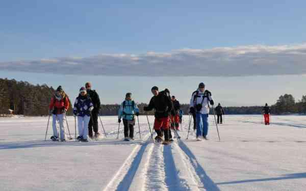 Mala Hotel & SkiEvent - Singlereise nach Schwedisch Lappland