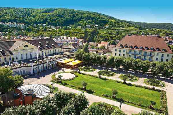 Kurpark-Hotel Bad Dürkheim - 8 Nächte