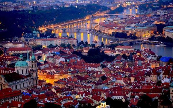 Hotel City Central - Singlereise nach Prag