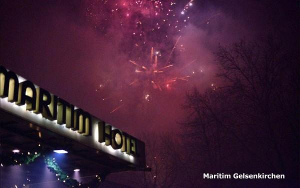Maritim Hotel Gelsenkirchen - Al Capone Party mit 2 Übernachtung