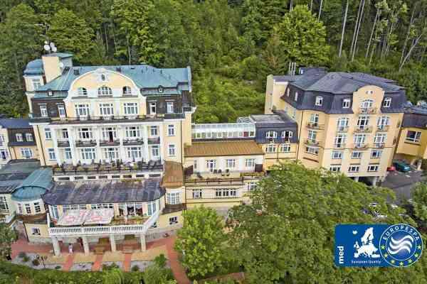 Kurhotel Royale Marienbad - 7 Nächte