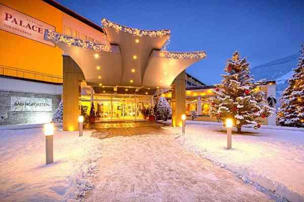 Kur- & Sport-Hotel Palace - Singlereise nach Bad Hofgastein