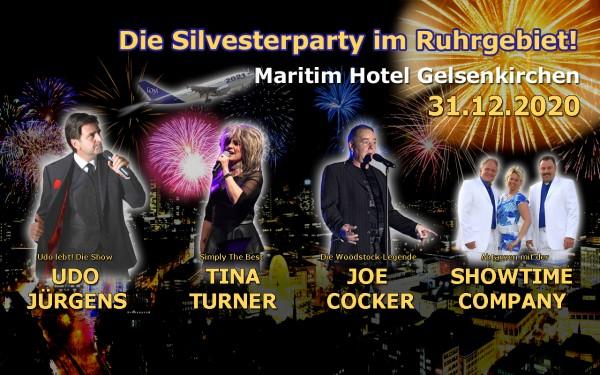 Maritim Hotel Gelsenkirchen - Silvesterflugparty inkl. Übernachtung
