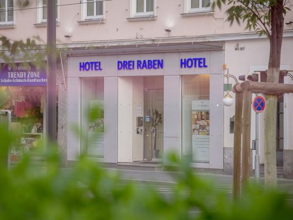 Hotel Drei Raben - 2 Nächte