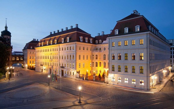 Hotel Taschenbergpalais Kempinski Gala Abend