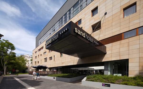Hotel Sand in Kolberg