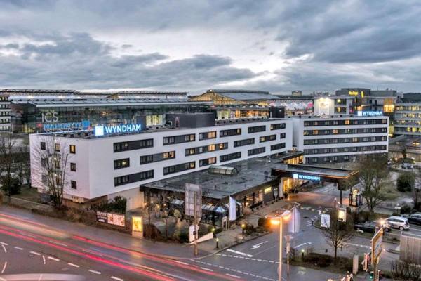 Wyndham Stuttgart Airport Messe - 3 Nächte