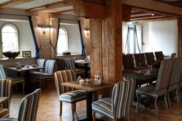 Hotel Schlossgarten - 4 Nächte