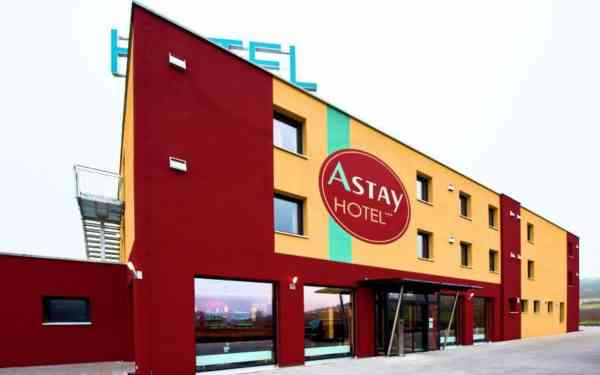 AStay Hotel - 3 Nächte
