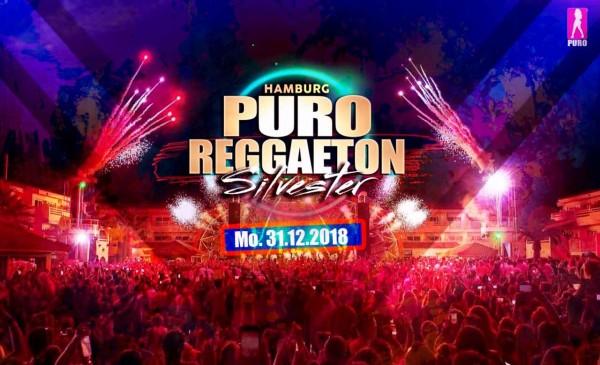 Puro Reggaeton im Edelfettwerk
