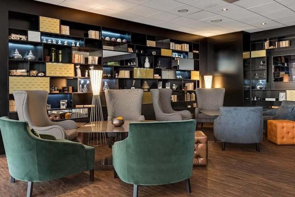 Radisson Blu Hotel Dortmund - 2 Nächte