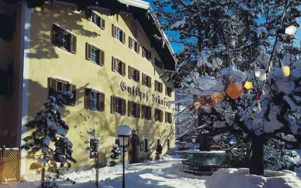 Hotel Bräurup - Singlereise nach Mittersill