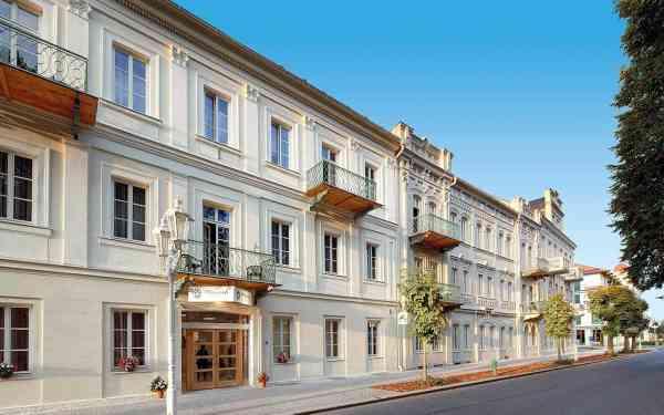 Spa & Kurhotel Praha - 14 Nächte, Weihnachten & Silvester