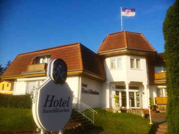 Hotel Seeschlösschen - 4 Nächte