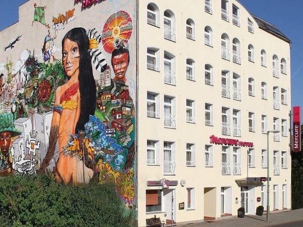 Mercure Hotel Berlin Mitte - A2019