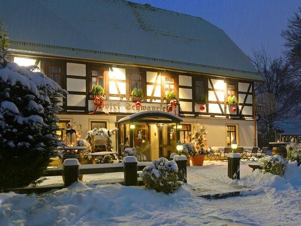 Romantik Hotel Schwanefeld - 5 Nächte