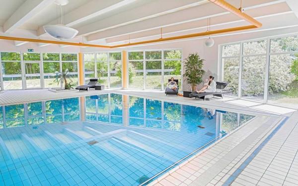 Inselsberg Klinik - Wellness zum Jahreswechsel