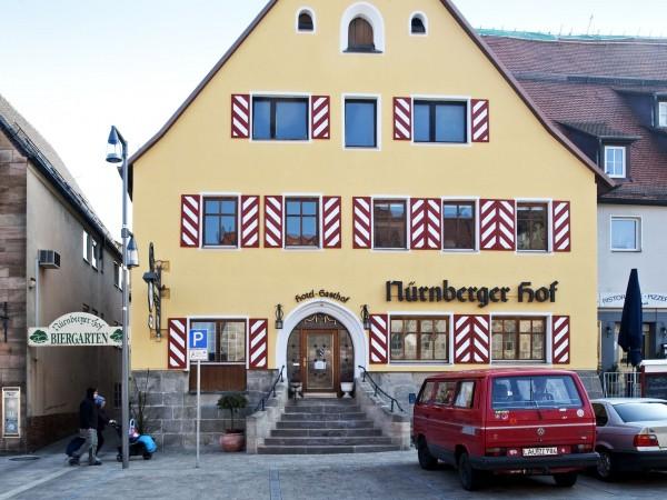Hotel & Landgasthof Nürnberger Hof