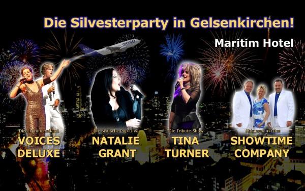 Maritim Hotel Gelsenkirchen - Silvesterflugparty