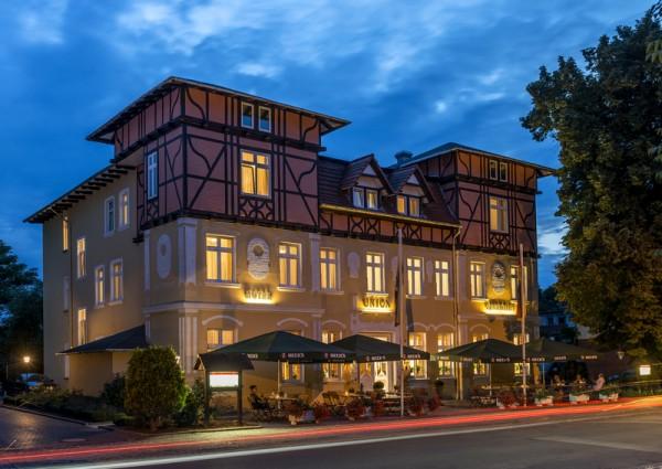 Hotel Union Salzwedel - 4 Nächte