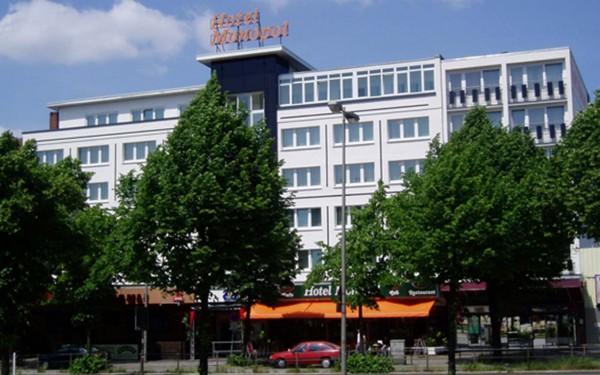 City Hotel Monopol - A2019