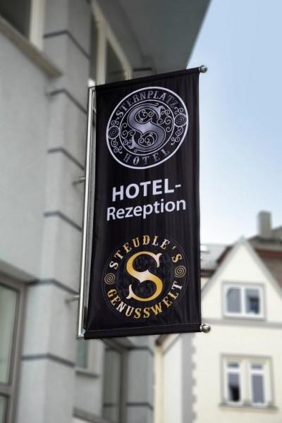 Steudles Sternplatz-Hotel - 3 Nächte
