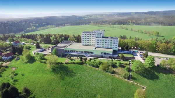 Ferien Hotel Rennsteigblick - 5 Nächte