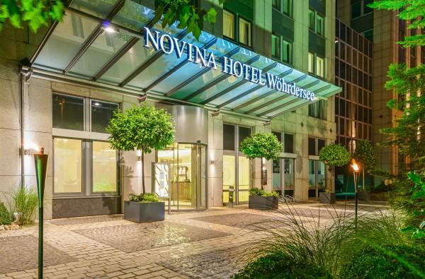NOVINA HOTEL Wöhrdersee Nürnberg City 1 Nacht - A2019